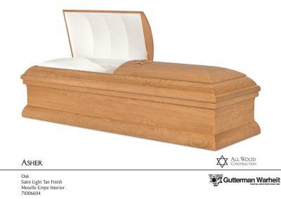 Asher casket