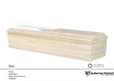 Dan casket