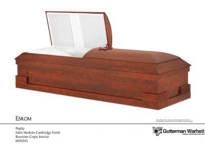 Esrom casket
