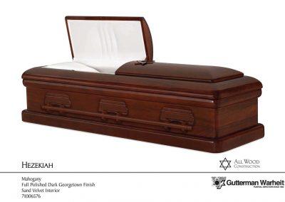 Hezekiah casket