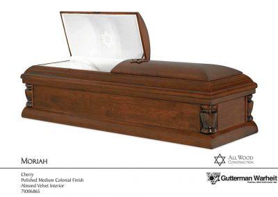 Moriah casket