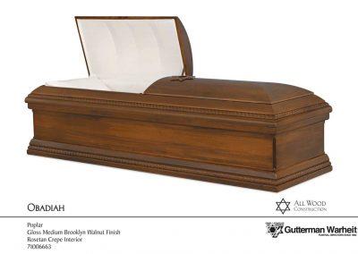 Obadiah casket
