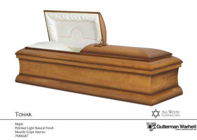 Tohar-casket