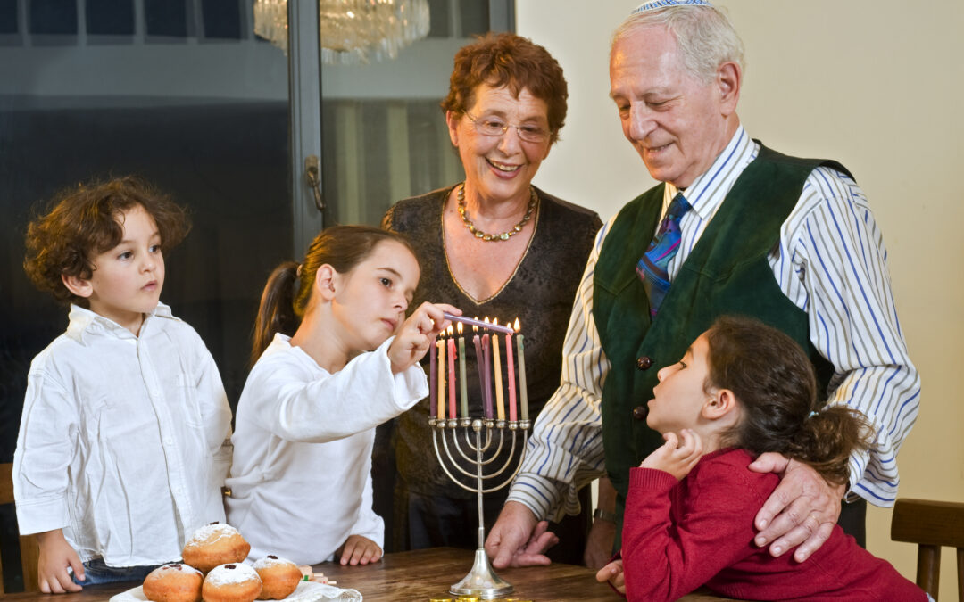 The Many Traditions of Hanukkah